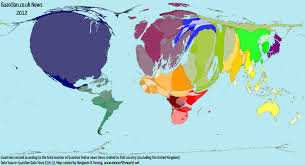 Uk World Map by Everything U0027s Changing A World Of News Views Of The World