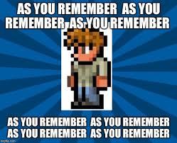 Meme Guide - terraria guide memes imgflip