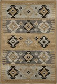 Brown And Gray Area Rug Surya Paramount Southwest Area Rug Brown Neutral Oriental
