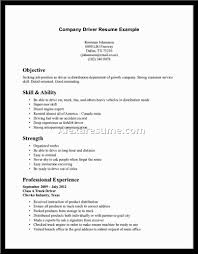 Truck Driver Resume Format Truck Driver Resume Australia Sales Driver Lewesmr
