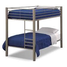 Metal Bunk Bed With Desk Underneath Bed Frame Metal Bunk Bed Frame Update And Building A Triple