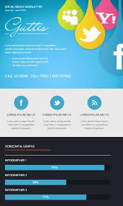 top 50 best responsive email marketing newsletter templates 2015