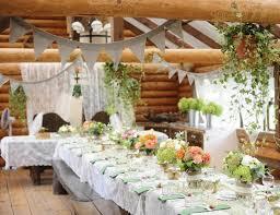 guirlande fanion mariage 103 idées de déco mariage chêtre atmosphère naturelle