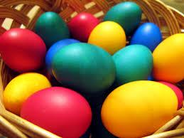 easter egg the easter egg hunt was a success