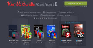 bundle android humble bundle for pc and android 11 is now available android