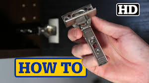 How To Fix Kitchen Cabinet Hinges Ikea Hinge U0026 Door Damper Install Utrusta Youtube