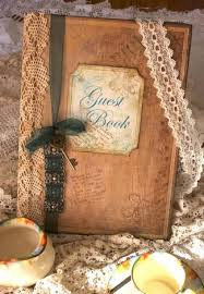 vintage wedding guest book trendy tuesday vintage wedding guest books