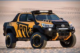yellow toyota truck toyota made a real life tonka truck and it u0027s blowing our