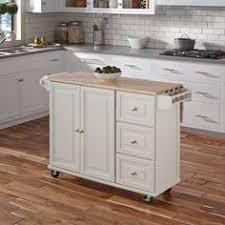 diy kitchen cart real simple rolling kitchen island in white 299 bedbathbeyond