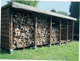 Brennholz Lagern Ideen Wohnzimmer Garten Holzunterstand Bauanleitung Zum Selber Bauen