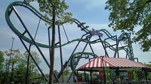 Six Flags Facts Fourth Dimension 4d Coaster Videos U0026 Facts