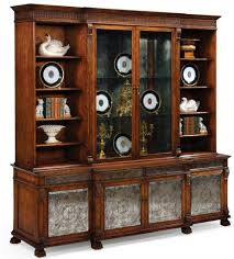 china cabinet and dining room set breakfront china cabinet high ideas also incredible dining room set