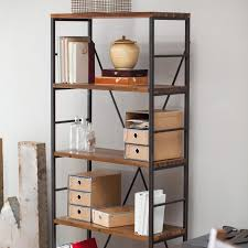 6 Cube Step Storage by Townsend Tall Bookcase Hayneedle