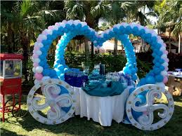 themes baby shower baby shower centerpieces for princess theme