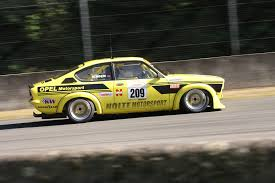 1966 opel kadett opel kadett c all racing cars