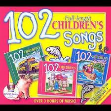 102 children s songs cd album mp3