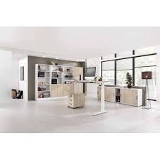 bureau assis debout bureau assis debout électrique ergoaktiv la boutique du dos