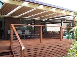 Timber Patios Perth Opening Roof Timber Decking Carports Gallery