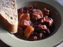 cuisiner des haricots rouges secs ragoût des caraïbes aux haricots rouges et au porc saveurs de famille