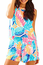 Reagan S Sunbeam Rug by Lilly Pulitzer Edona Romper From Sandestin Golf And Beach Resort