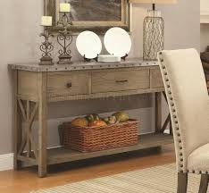 Dining Room Dresser by Dining Table 105571 In Driftwood By Coaster W Options