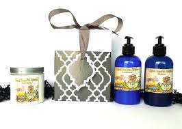 jasmine tranquil delight relaxation french trellis spa gift basket