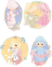 Precious Moments Nursery Decor Precious Moments Wallpaper Ebay