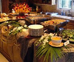 42 best buffet table ideas images on pinterest buffet tables