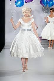 tea length v neck wedding dress w out cap sleeves weddingbee