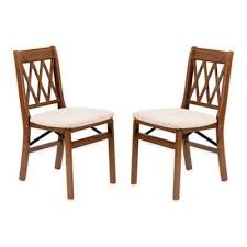 Folding Dining Room Chairs Buy Wood Folding Chairs From Bed Bath Beyond