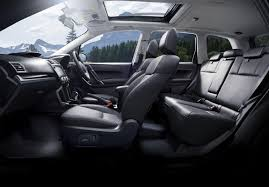 subaru forester interior 2015 subaru forester updated 2016 u2013 prices in south africa cars co za