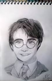 harry potter portrait noemie drawing deviantart