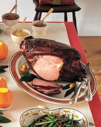 christmas ham recipes martha stewart