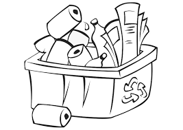 coloring page recycle img 21727