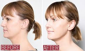 best hairstyles for sagging jowls 7 effective methods to get rid of jowls yummylooks