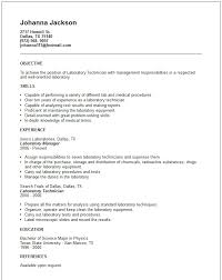 Resume Questionnaire Template Laboratory Skills For Resume 13309