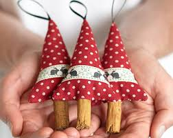 christmas decorations rustic wooden trees rustic christmas