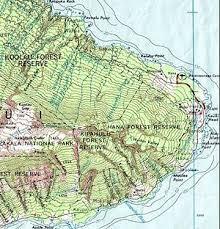 africa map elevation elevation