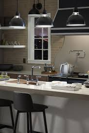Pot Filler Kitchen Faucet Latticed Luxe Kitchen Kohler