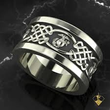 marine wedding rings usmc wedding rings