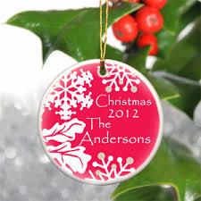 personalized ceramic ornaments theme
