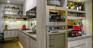 the best material for kitchen cabinets 9 best kitchen cabinet materials in malaysia iproperty my