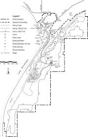 high cliff state park map high cliff state park maplets