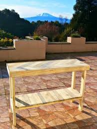 Patio Buffet Table Buffet Table From Wood Pallets Pallet Buffet For Patio My
