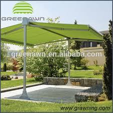 Free Standing Awning Greenawn Garden Free Standing Awning For Sunshade Buy Free