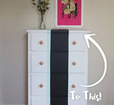 gray furniture paint furniture hack chest refinished in homemade chalk paint