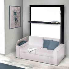 canapé escamotable lit escamotable montpellier canape avec integre armoire rabattable