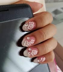 19 flower nail art designs ideas design trends premium psd