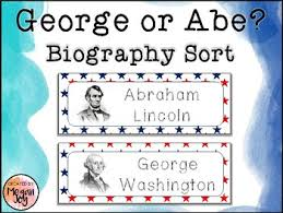 biography of abraham lincoln in english pdf george washington abraham lincoln biographical timeline sort by