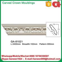 Flexible Cornice Wall Ceiling Decoration Cornice Wall Ceiling Decoration Cornice